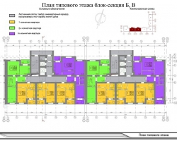 Блок-секция БВ